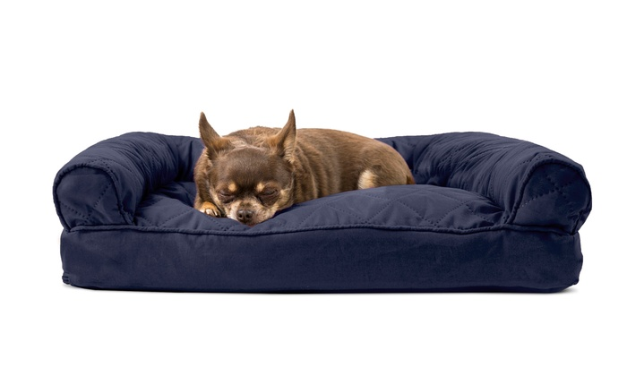comfortable dog beds sofa style quilted pillow pet bed mattress groupon