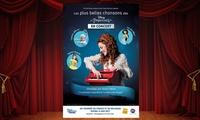 Anaïs Delva revisite en concert live les plus belles chansons des princesses Disney au Forum de liège et à Bruxelles