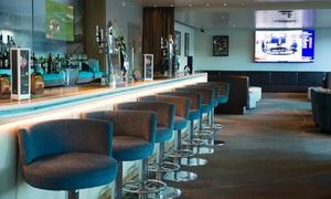 Sports Bar at Alea Casino: Burger, Beer and Bet for Up to Six at Sports Bar at Alea Casino (Up to 43% Off)