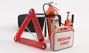 50% Off Emergency Preparedness Kits at S. Wormly's Counseling and Mediation Services, plus 6.0% Cash Back from Ebates.