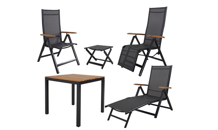 ambientehome garten m bel groupon. Black Bedroom Furniture Sets. Home Design Ideas