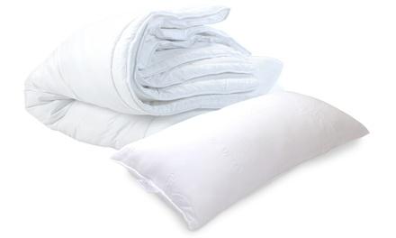Relleno nórdico Dream Big más almohada viscoelástica de copos Aloe Vera por 34,99 €