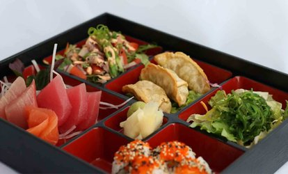 40% Off Japanese Cuisine at Saikou Sushi and Ramen