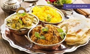 Forno Indiano Tandoori: Menu indiano d'asporto per 2 persone da Forno Indiano Tandoori (sconto 57%)