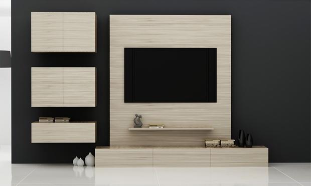 tv wall unit uae. Black Bedroom Furniture Sets. Home Design Ideas