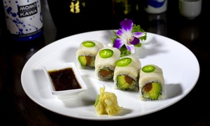 Toki Japanese Restaurant: Japanese Food for Two at Toki Japanese Restaurant (Up to 52% Off). Two Options Available.