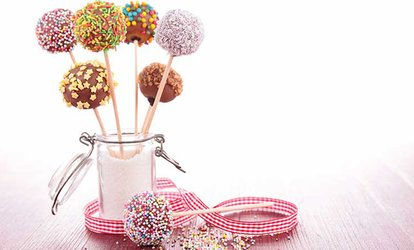 image for $5 or Cake Pop Decorating Course from Trendimi ($99 Value)