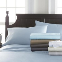 Deals on Premium Bamboo Merit Linens Sheet Sets 4-Piece