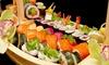 Sushi @ Rubens - Knokke-Heist: Soupe miso et sushi bateau pour 2 ou 4 personnes au Sushi @ Rubens à Knokke
