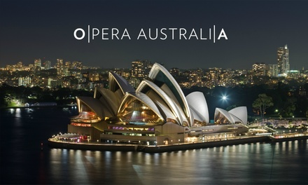 $49 for One A-Reserve Ticket to Opera Australia's Great Opera Hits 2017 at the Sydney Opera House ($77 Value)