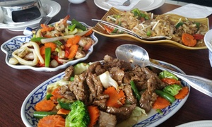 $12 for $20 Worth of Thai Food at Sawasdee By The Sea