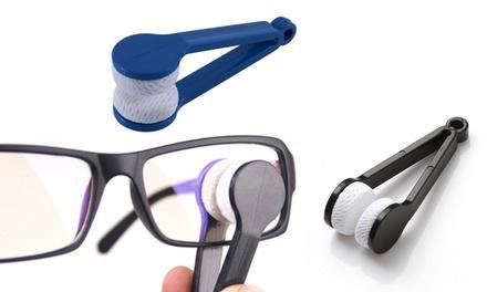 brosses nettoyantes pour lunettes groupon shopping. Black Bedroom Furniture Sets. Home Design Ideas