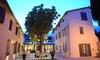 Villa Archange - Villa Archange: Déjeuner ou dîner en 3 à 9 services par le chef doublement étoilé Bruno Oger dès 119 € pour 2 ou 4 à La Villa Archange