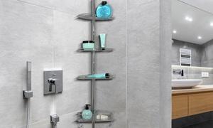 Étagère de douche 4 niveaux