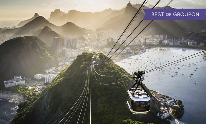 7-Day Rio de Janeiro Vacation with Air from Pacific Holidays