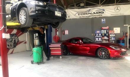 Auto Repair Sharjah: Save up to 70% at Groupon ae