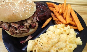 Pork on a Fork: Barbecue for Dine-In or Catering at Pork on a Fork (Up to 35% Off)