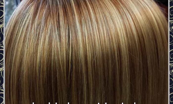 Bellezza By Kambrie - Lannon: Haircut, Highlights, and Style from Bellezza by Kambrie (55% Off)
