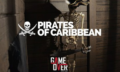 Pirates of the Caribbean Escape Game for Up to Six at Escape Game Over - Rochdale (46% Off)