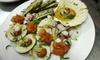 Trattoria Al Corso - Conegliano: Menu di pesce a scelta tra delizie o cruditè di mare con bottiglia di vino per 2 persone alla Trattoria Al Corso