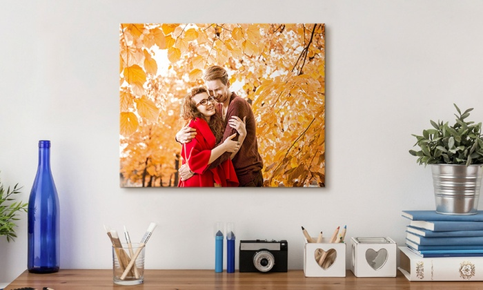Canvas on Demand: Premium Tabletop and Wall Canvases from Canvas on Demand (Up to 86% Off)