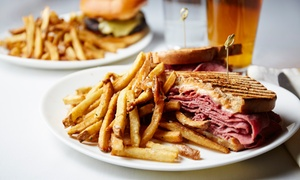 The Pufferbelly Ltd.: $12 for $20 Worth of American Cuisine at The Pufferbelly Ltd.