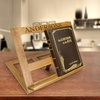 Personalized Bamboo Stand for Tablet or Book from Monogram Online