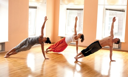 10 or 20 Yoga Classes at Zoeli Pilates and Wellness (75% Off)
