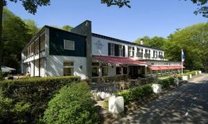 Wageningen: deluxe tweepersoonskamer met ontbijt en naar keuze driegangendiner bij 4* Hotel Nol in   t Bosch