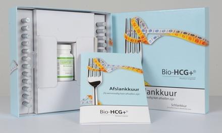 Detox en afslankkuur Bio HCG+ van Stoer en Slank om thuis mee aan de slag te gaan