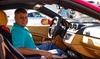 Up to 73% Off Driving Experience from West Coast Exotics Group