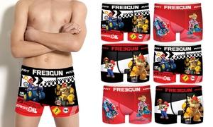 Assortiment boxers enfant Freegun