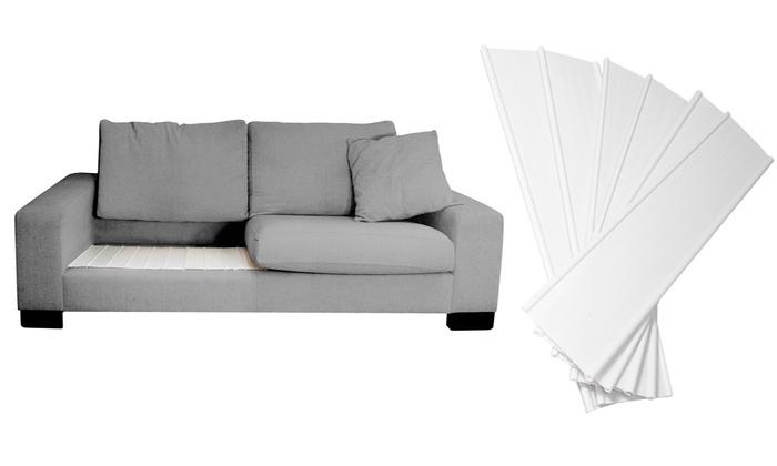 Groupon Goods Global GmbH: Pack de paneles para reparar sofás hundidos desde 8,91 € (hasta 83% de descuento)