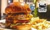 15種から選べるハンバーガー+サイドメニュー+1ドリンク