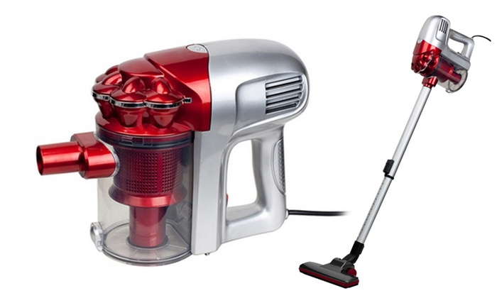 Cyclonic Bagless Vacuum Cleaner 500W