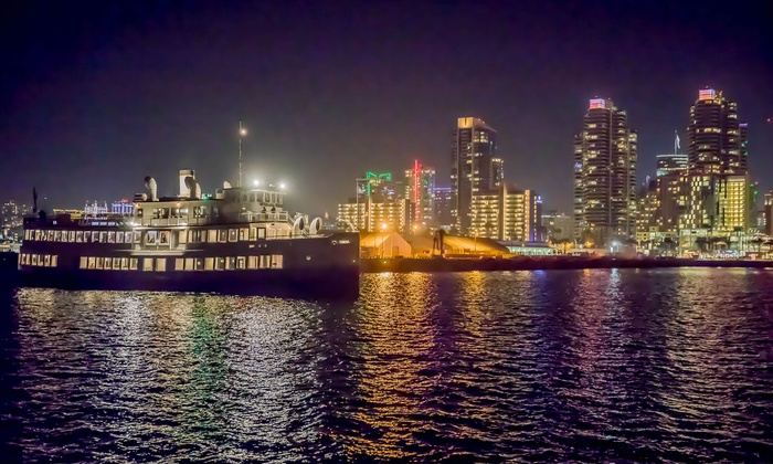 Cruise San Diego | Harbor Boat Cruises, Sunset & Booze ...