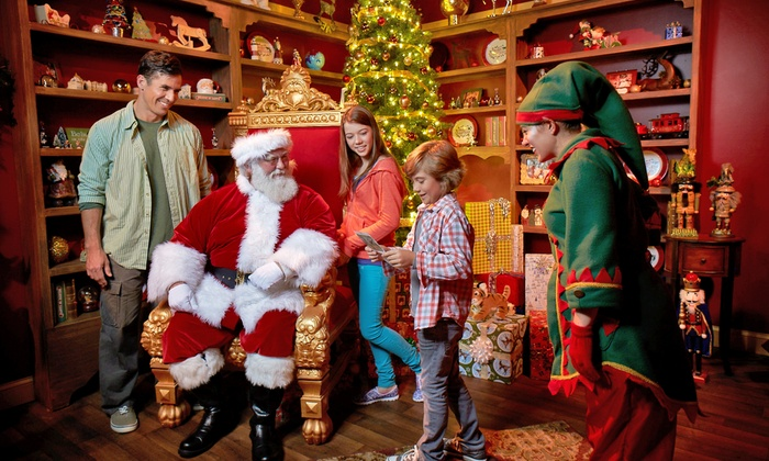 Busch Gardens Tampa - Christmas Town in Tampa, FL | Groupon