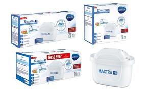 Tot 24 filterpatronen van Brita Maxtra+
