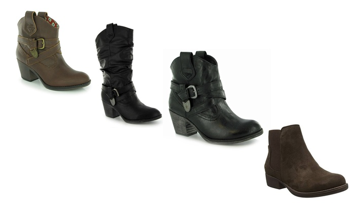 great quality great prices buy Women's Rocket Dog Boots | Groupon