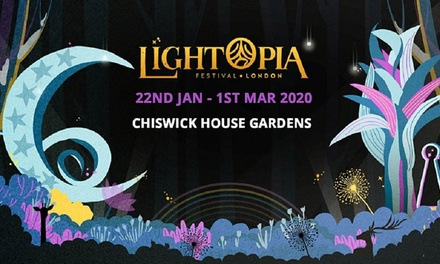 Outreach Creative Ltd T/A Lightopia Festival