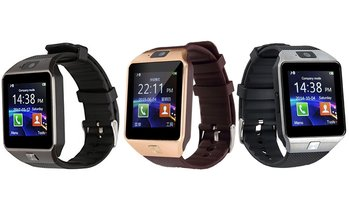 HD Camera Smartwatch