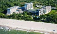 Kołobrzeg: pobyt dla 2 osób z wyżywieniem w hotelu Arka Medical Spa 4*