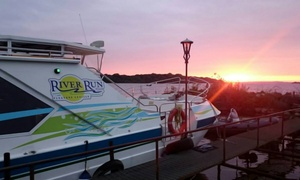 River Run Pleasure Cruiser: Shannon River Cruise for Two or a Family with River Run Pleasure Cruiser (Up to 43% Off)