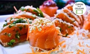 Bonsai Sushi: Rodízio japonês para até 1, 2 ou 4 pessoas no Bonsai Sushi – Copacabana