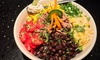 Q Bitez - Brooklyn Park - Maple Grove: Casual Cuisine at Q Bitez (Up to 53% Off). Three Options Available.