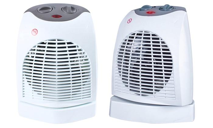 Silentnight 2kW 90° Oscillating Fan