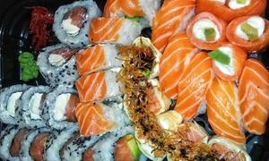 Stylo Sushi: Desde $209 por 30 o 60 piezas de sushi en Stylo Sushi