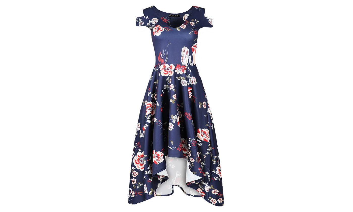 Oops Women's Midi Dress