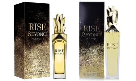 Beyonce Rise Eau de Parfum 50ml £7.99 or 100ml £10 Spray
