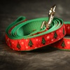 Holiday-Themed Dog Collars and Leashes